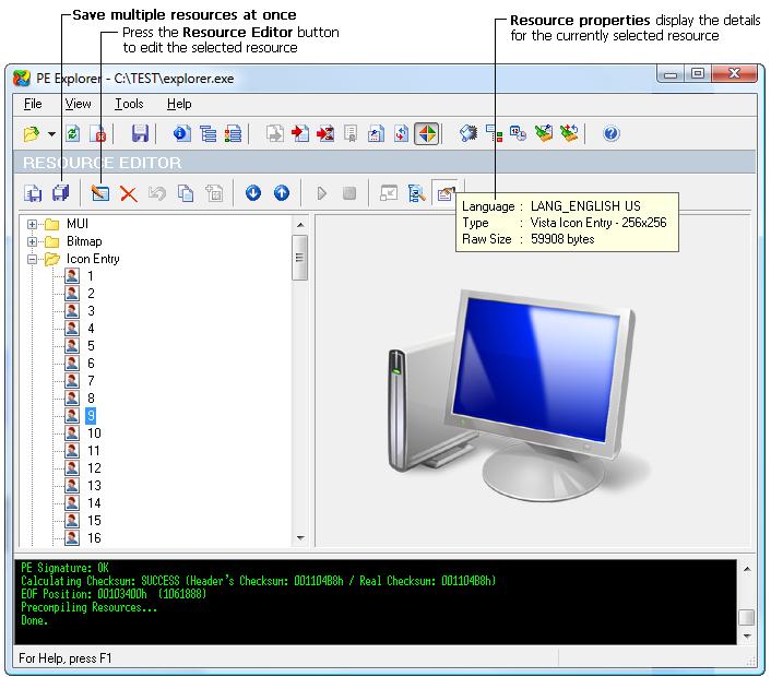 Скачать программу для просмотра exe файлов